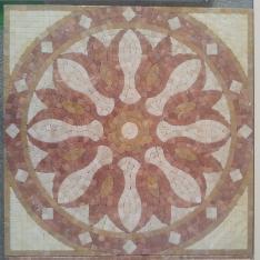 Mosaico in Marmo serie Amandine