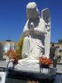 Statua in Marmo Bianco di Carrara