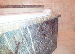 rivestimento vasca in marmo salome